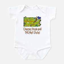PA-Melt! Infant Bodysuit
