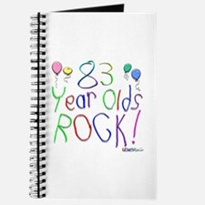 83 Year Olds Rock ! Journal