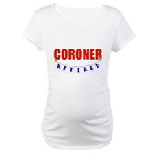 Retired Coroner Shirt