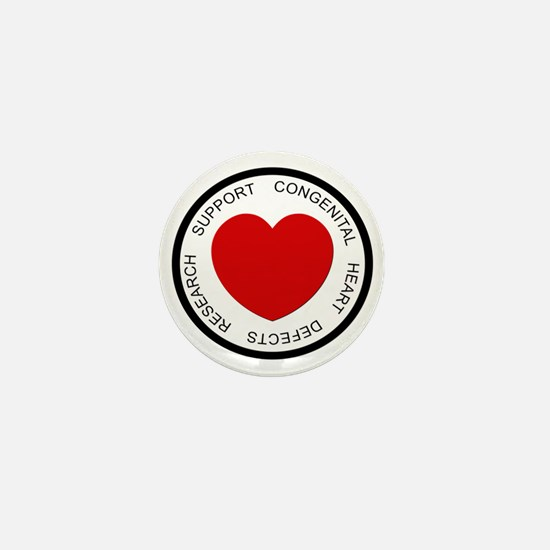 CHD SUPPORT Mini Button