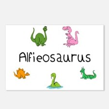 Alfieosaurus Postcards (Package of 8)
