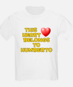 This Heart: Humberto (D) T-Shirt