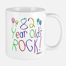 82 Year Olds Rock ! Mug