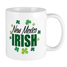 New Mexico Irish Mug