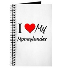 I Heart My Moneylender Journal