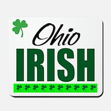 Ohio Irish Mousepad