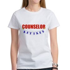 Retired Counselor Tee