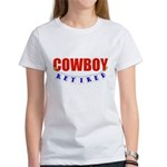Retired Cowboy Women's T-Shirt