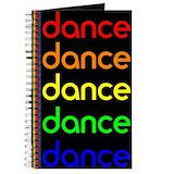 Dance journal Journals & Spiral Notebooks