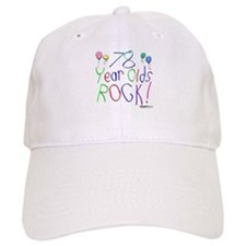 78 Year Olds Rock ! Baseball Cap