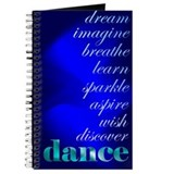 Dance Journals & Spiral Notebooks
