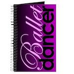 Ballet Dancer Journal