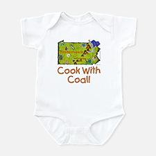 PA-Coal! Infant Bodysuit