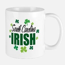 South Carolina Irish Mug