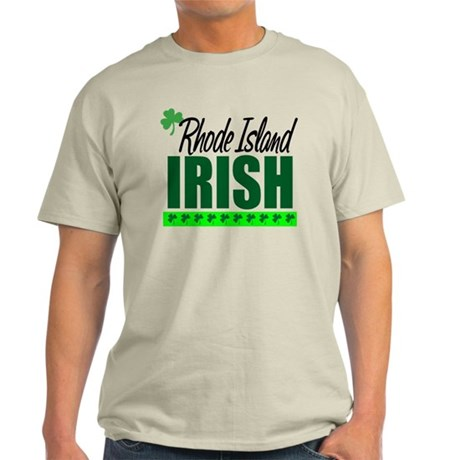 Rhode Island Irish Light T-Shirt