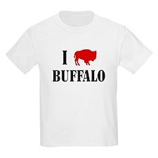 "I ""Buffalo"" Buffalo T-Shirt"