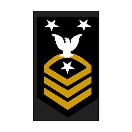 Command Master Chief <BR>Sticker