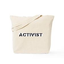 Activist Tote Bag