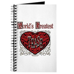 World's Best Tease Journal