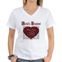 World's Best Tease Shirt