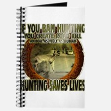 hunting rights Journal
