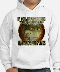 hunting rights Hoodie