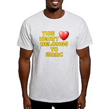 This Heart: Isaac (D) T-Shirt