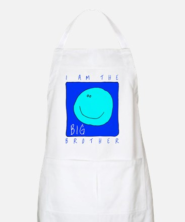 I Am The Big Brother BBQ Apron