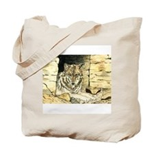 Healing Wolf Tote Bag