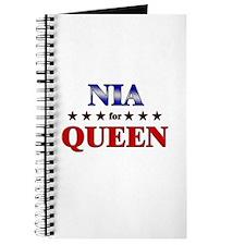 NIA for queen Journal