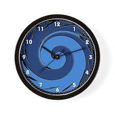 Wave - Wall Clock
