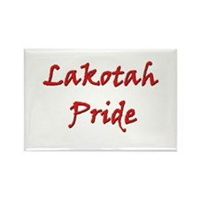 Lakotah Pride Rectangle Magnet