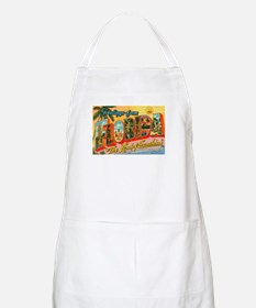 Greetings from Florida I BBQ Apron