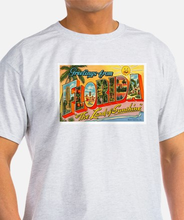 Greetings from Florida I T-Shirt