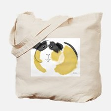 Watercolor Piggie Tote Bag