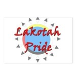Lakotah Pride Sunburst Postcards (Package of 8)