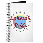 Lakotah Pride Sunburst Journal