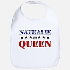 NATHALIE for queen Bib