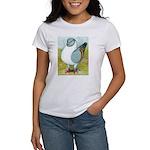 Gazzi Modena Pigeon Women's T-Shirt