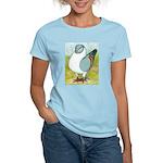 Gazzi Modena Pigeon Women's Light T-Shirt