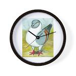 Gazzi Modena Pigeon Wall Clock