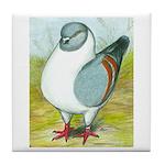 Gazzi Modena Pigeon Tile Coaster
