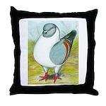 Gazzi Modena Pigeon Throw Pillow