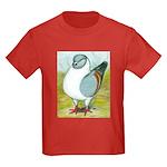Gazzi Modena Pigeon Kids Dark T-Shirt