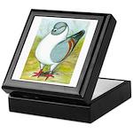 Gazzi Modena Pigeon Keepsake Box