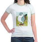 Gazzi Modena Pigeon Jr. Ringer T-Shirt