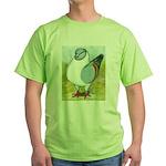 Gazzi Modena Pigeon Green T-Shirt