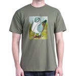 Gazzi Modena Pigeon Dark T-Shirt