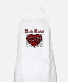 World's Best Tattoo Artist BBQ Apron