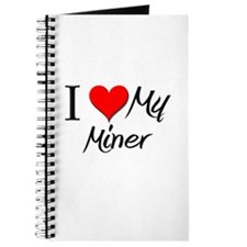 I Heart My Miner Journal